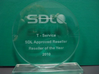 Reseller of the Year 2010